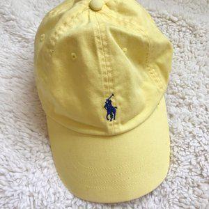 Polo Ralph Lauren Women's Yellow Hat